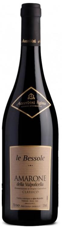 Amarone Le Bessole 2003 Riserva Accordini Igino DOC 0,75l.