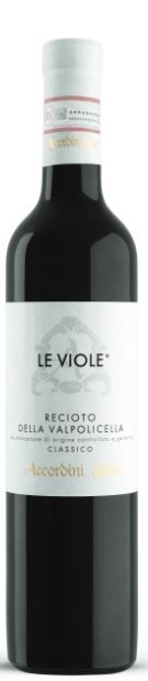 Recioto Le Viole 2011 Accordini Igino DOC 0,50l.