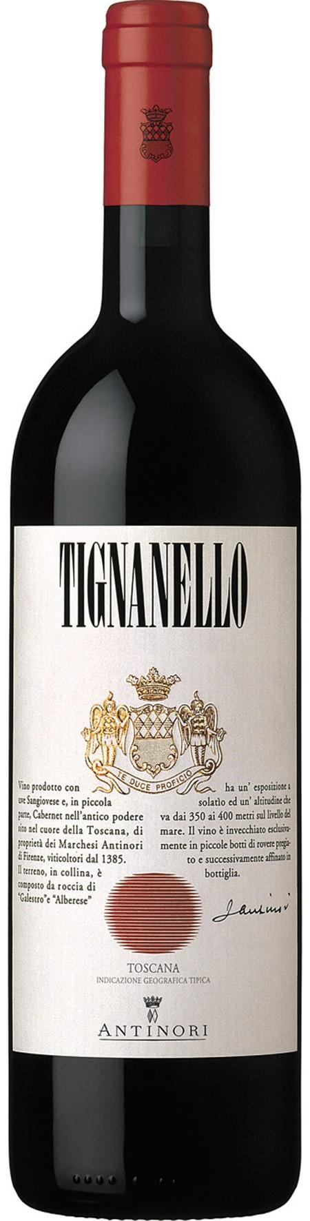 Tignanello 2014 Marchese Antinori IGT, 0,75l.