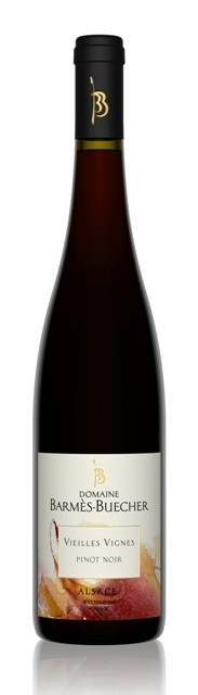 Pinot Noir Vielles Vignes 2011 Domaine Barmès-Buecher 0,75l.