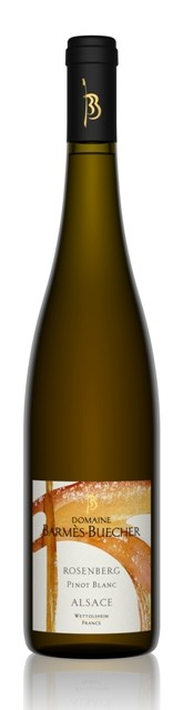 Pinot Blanc Rosenberg 2014 Domaine Barmès-Buecher 0,75l.