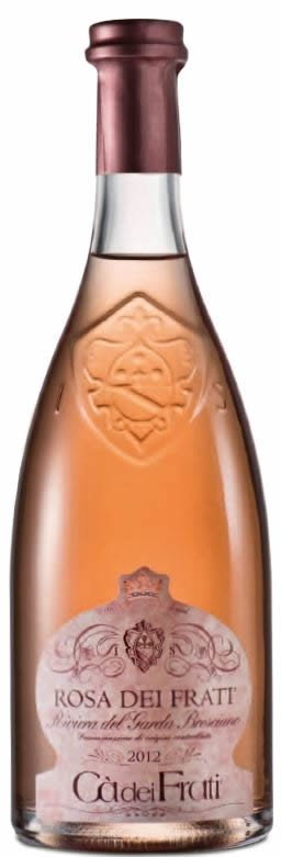 iFrati Rosé 2016 DOC Cà dei Frati Sirmione Gardasee 0,375l.