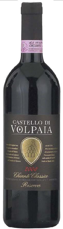 Chianti Classico Riserva 2012 Castello di Volpaia DOCG BIO 0,75l