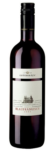 Blaufränkisch Classic Esterhazy 2008 0,75l.