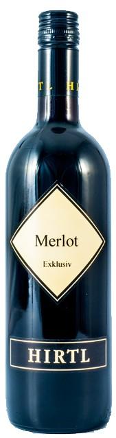 Merlot Exklusiv 2014 Hirtl  0,75l.