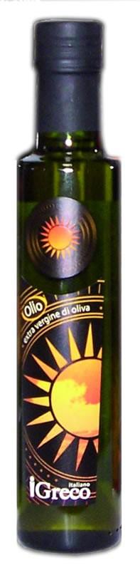 Olivenöl Aromatisiert Limone Vanille Nelke 250ml. iGreco