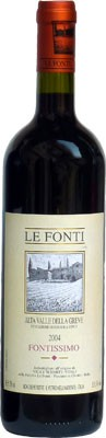 Fontissimo Le Fonti IGT 2006 Panzano 0,75l.
