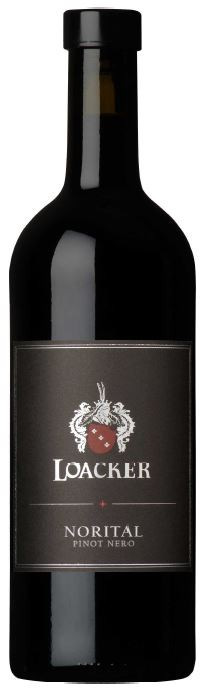Pinot Nero Norital Loacker Schwarhof 2013 IGT, BIO, 100% vegan 0,75l.