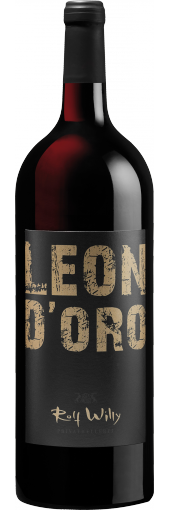 LEON D'ORO QbA - Black Label trocken 2014 WG Rolf Willy 1,50l.