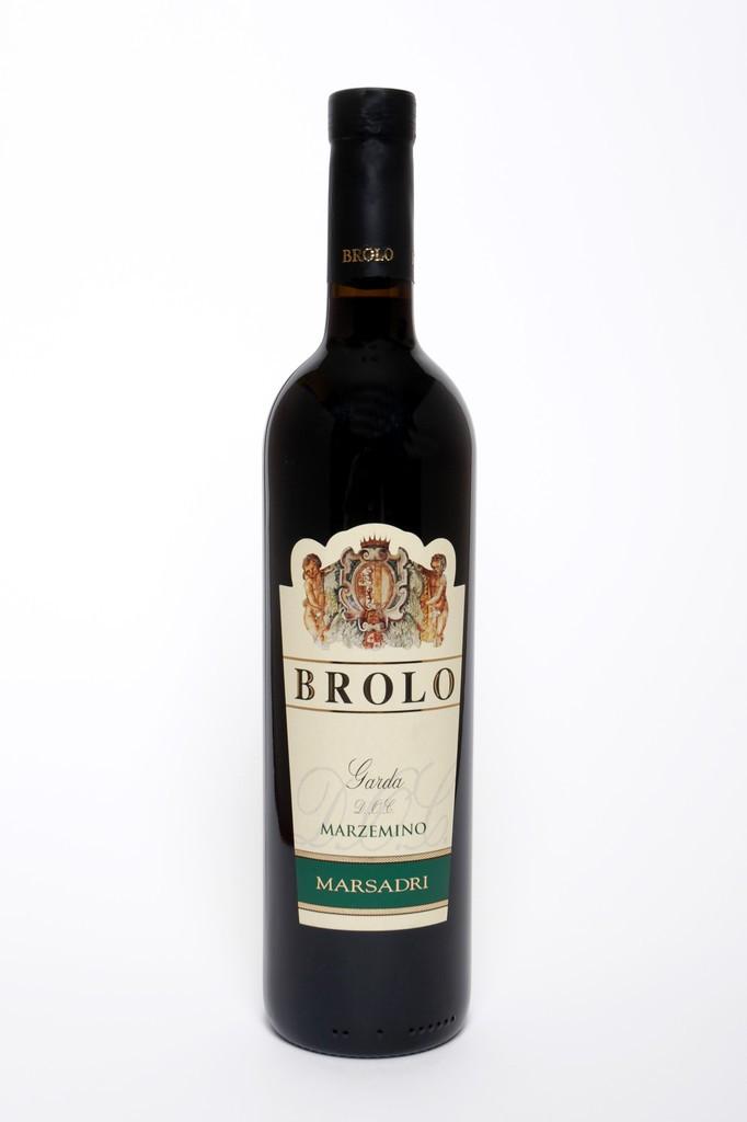 Marzemino Brolo DOC 2016 Marsadri Gardasee 0,75l.