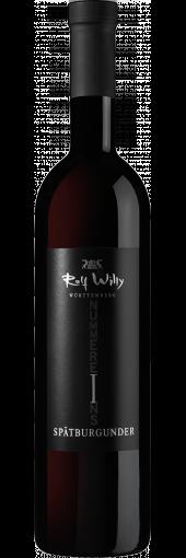 Nr.I - Spätburgunder QbA trocken im Barrique gereift 2015 QbA  WG Rolf Willy 0,75 l.