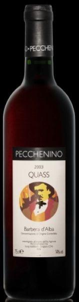 Barbera D' Alba Quass 2012 DOC Pecchenino 0,75l.