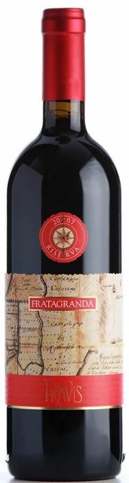 Fratagranda Pravis 2011 Trento IGT 0,75l.