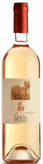 Pinot Grigio Polin 2016  Pravis IGT 0,75l.