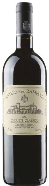 Chianti Classico DOCG 2014  Castello dei Rampolla Toskana 0,75l.