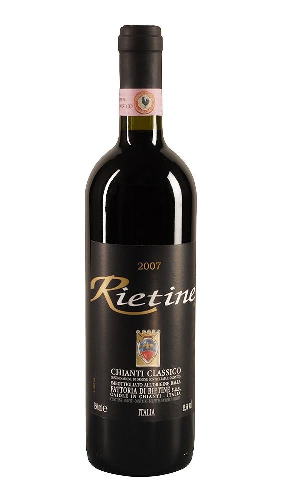 Chianti ClassicoRietine 2009 DOCG 1,5l.