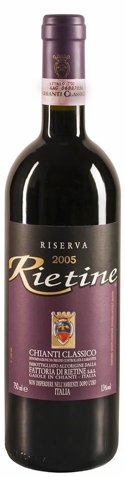 Chianti Classico Riserva Rietine 2011 DOCG 0,75l.