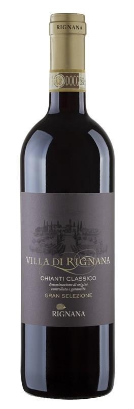 Chianti Classico Gran Selezione Rignana 2013 DOCG 0,75l.