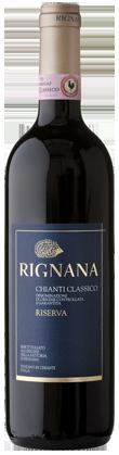 Chianti Classico Riserva Rignana 2010 DOCG 0,75l.