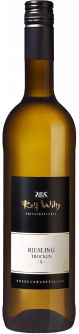 Riesling S-Linie 2017 QbA  Rolf Willy 0,75l.