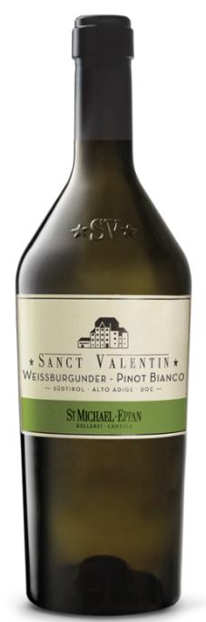 Sanct Valentin Weissburgunder 2015 St- Michael -Eppan DOC 0,75l.