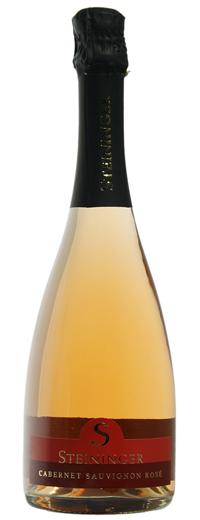 Cabernet Sauvignon Sekt Rosé 2011 Steininger Kamptal 0,75l.