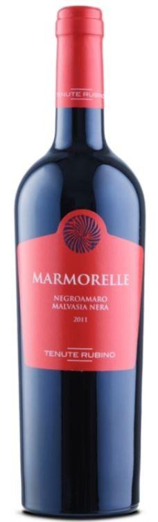 Marmorelle Salento Rosso 2013 Tenute Rubino IGT 0,75l.
