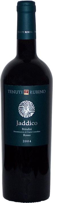 Jaddico Brindisi Rosso Tenute Rubino 2013 DOC 0,75l.