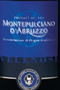 Montepuliciano d Abruzzo 2015 Velenosi  DOC 3,0l.