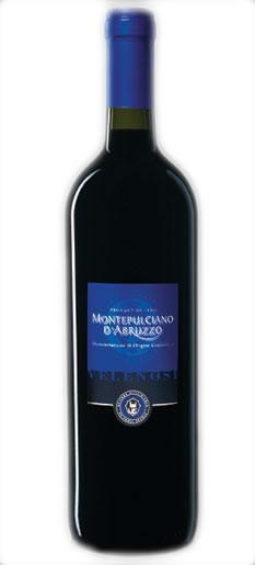 Montepuliciano d Abruzzo 2018 Velenosi  DOC 0,75l.