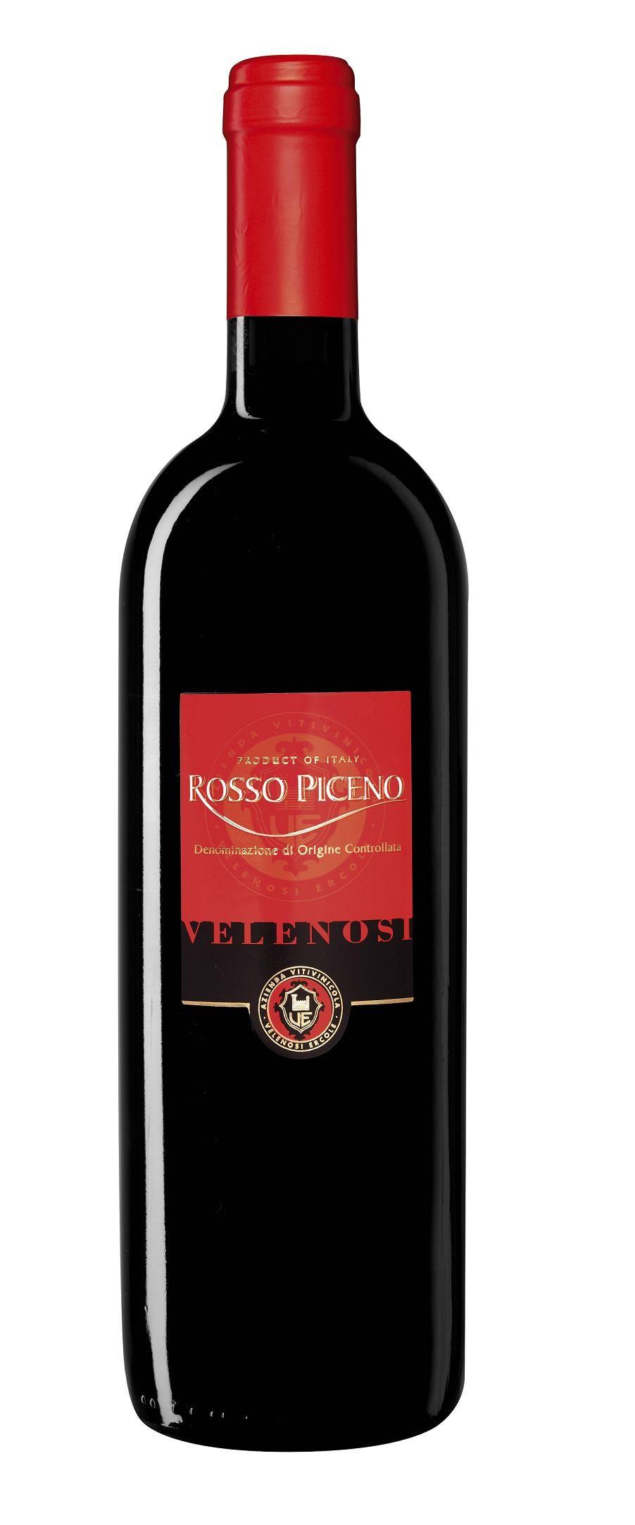 Rosso Piceno 2016 Velenosi DOC 0,75l.